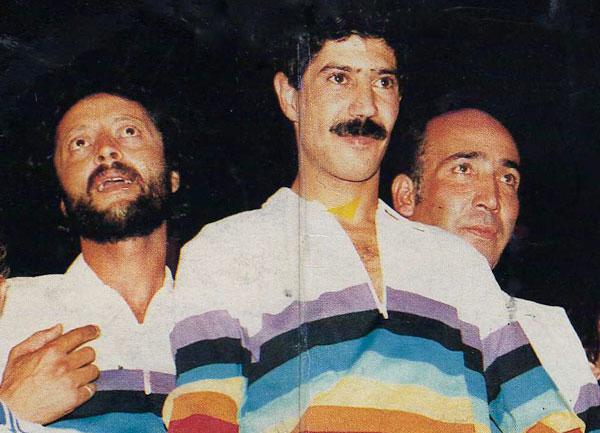 Champions du monde de pétanque en 1983